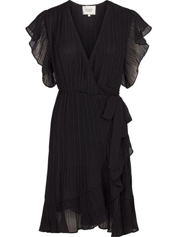 """SECOND FEMALE Sukienka """"Mounce"""" w kolorze czarnym"""