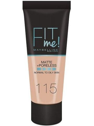 "Maybelline Foundation ""FitMe - 115 Ivory"", 30 ml"