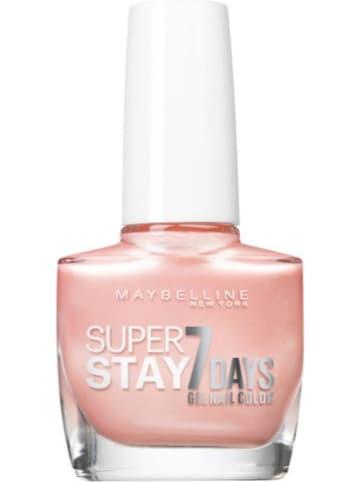 """Maybelline Gel-Nagellack """"Super Stay 7 Days - 78 Porcelain"""", 10 ml"""