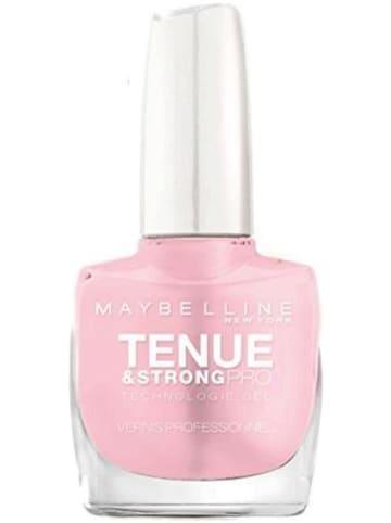 """Maybelline Lakier żelowy """"Tenue Strong & Pro Technologie - 113 Barelt Sheer"""" - 10 ml"""