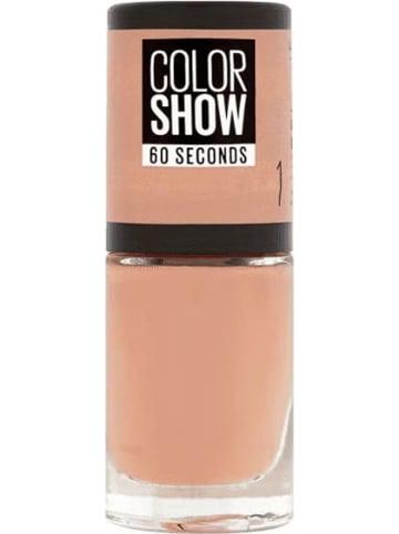 "Maybelline Nagellack ""Colorshow - 01 Go Bare"", 7 ml"