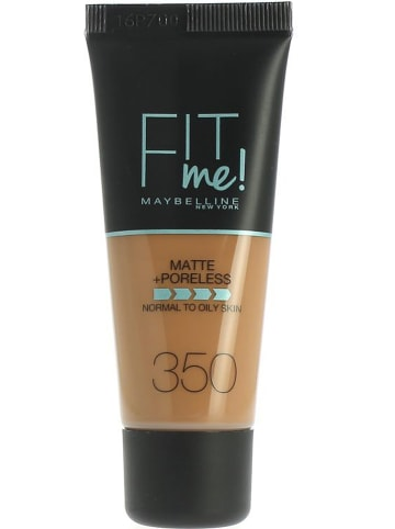 "Maybelline Foundation ""FitMe - 350 Caramel"", 30 ml"