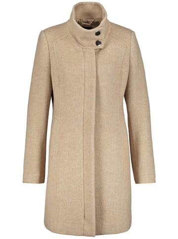 TAIFUN Płaszcz w kolorze beżowym