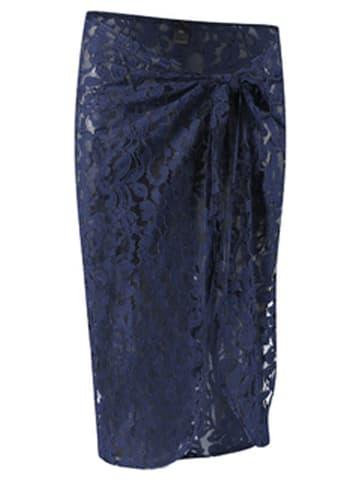 Sapph Pareo donkerblauw