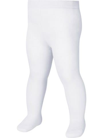 Playshoes Rajstopy w kolorze białym