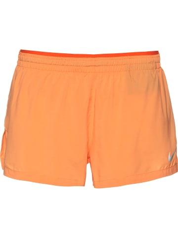 Nike Laufshorts in Orange