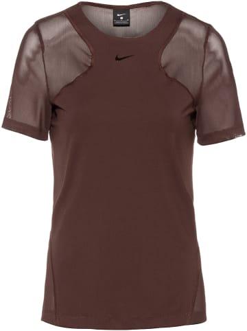 "Nike Performance Trainingsshirt ""Pro"" in Rot"