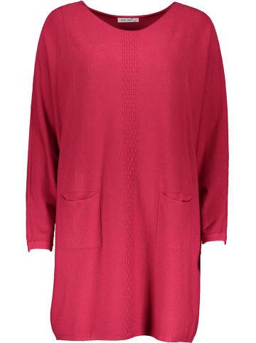 Cachemire Time Sukienka w kolorze różowym