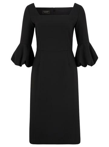 APART Sukienka w kolorze czarnym