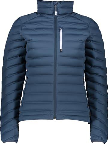 """Mountain Hardwear Kurtka puchowa """"StretchDown"""" w kolorze niebieskoszarym"""