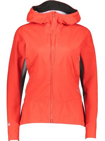 """Mountain Hardwear Kurtka funkcyjna """"Touren"""" w kolorze czerwono-szarym"""