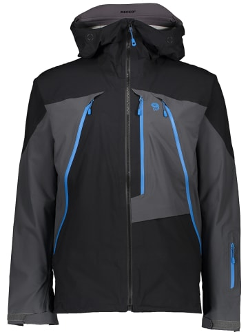 Mountain Hardwear Kurtka narciarska w kolorze antracytowo-czarnym