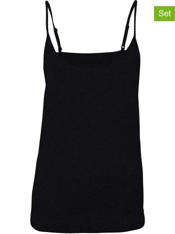 JBS of Denmark 2-delige set: hemdjes zwart