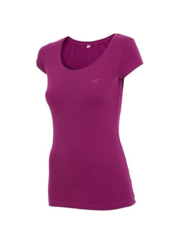 4F 4F Trainingsshirts  in pink