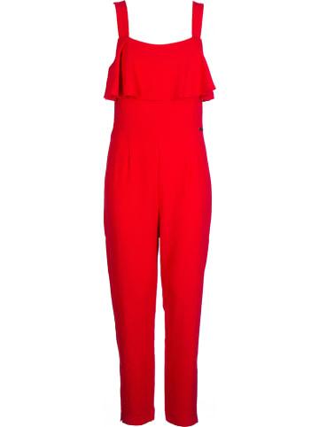 """Pepe Jeans Jumpsuit """"Caroli"""" rood"""