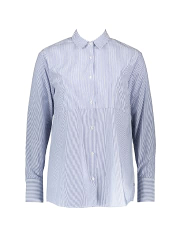 Pepe Jeans Blouse lichtblauw/wit