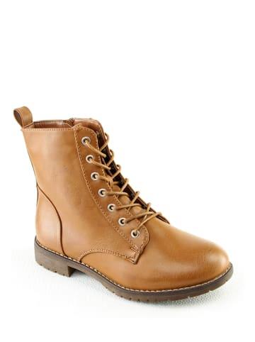 Sixth Sens Boots in Camel