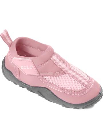 """HULABALU Buty kąpielowe """"Mini"""" w kolorze jasnoróżowym"""