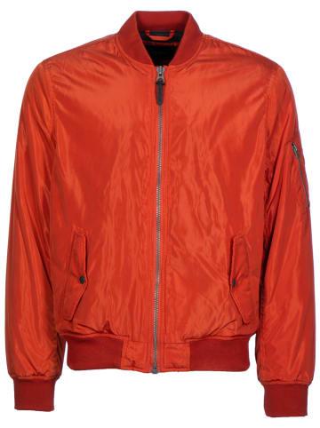 """Pepe Jeans Kurtka """"Adelphi"""" w kolorze czerwonym"""