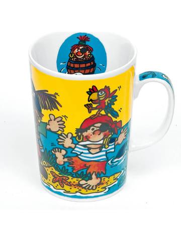 """Lutz Mauder Tasse """"Piraten"""" in Bunt"""