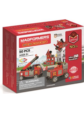 """MAGFORMERS 50-częściowy zestaw magnetyczny """"Amazing Rescue Set"""" - 3+"""