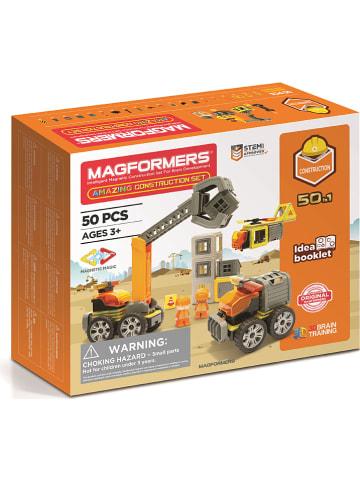 """MAGFORMERS 50-częściowy zestaw magnetyczny """"Amazing Construction Set"""" - 3+"""