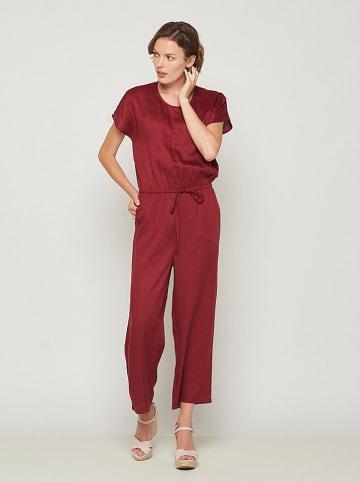 "Tranquillo Jumpsuit ""Hailee"" rood"