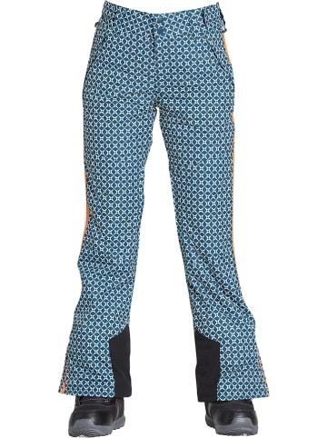 """Billabong Spodnie narciarskie """"Malla"""" w kolorze niebieskim"""