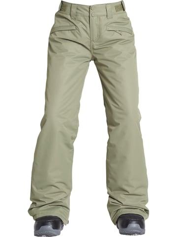 """Billabong Spodnie narciarskie """"Alue"""" w kolorze khaki"""