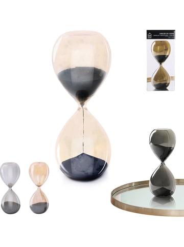 Rétro Chic Decoratief object grijs - (H)20,5 x Ø 8 cm (verrassingsproduct)