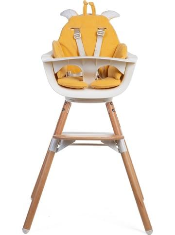 Childhome Ochraniacz w kolorze żółtym do krzesełka - (S)70 x (W)60 x (G)5 cm
