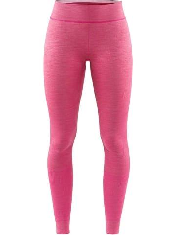 """Craft Kalesony funkcyjne """"Fuseknit Comfort"""" w kolorze różowym"""