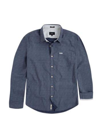 Pepe Jeans Koszula w kolorze niebieskim ze wzorem