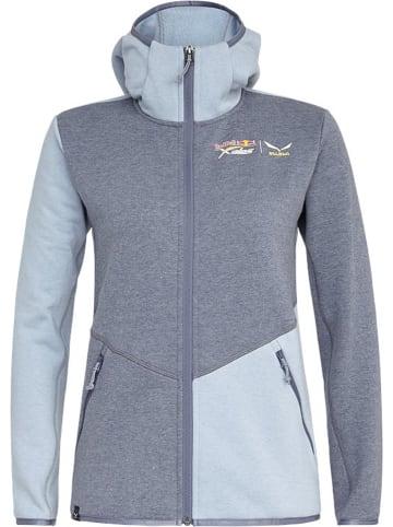 """Salewa Fleece vest """"X-Alps"""" grijs"""