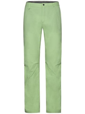 """Odlo Spodnie funkcyjne """"Platinum"""" w kolorze zielonym"""