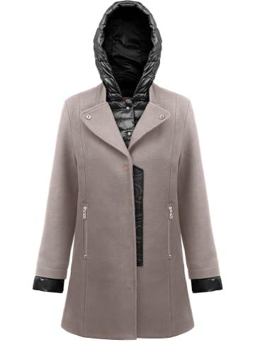 Poivre Blanc Płaszcz przejściowy w kolorze beżowym