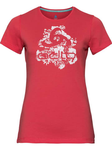 """Odlo Trainingsshirt """"Kumano"""" rood"""