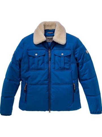 "DOLOMITE Winterjas ""54 Heritage"" blauw"