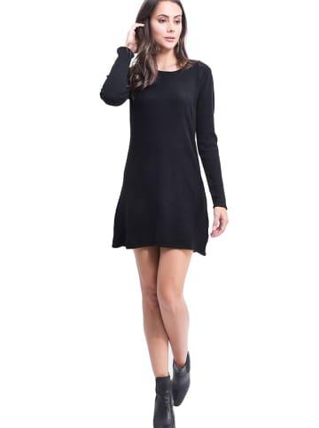 ASSUILI Kleid in Schwarz