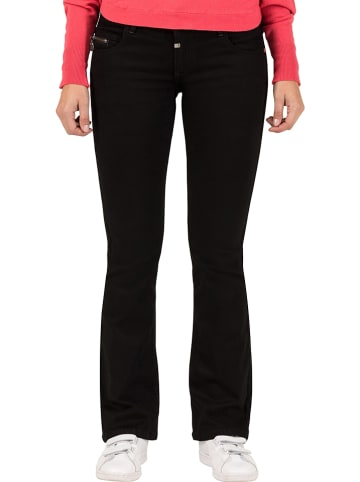"Timezone Jeans ""Greta"" - Comfort fit - in Schwarz"