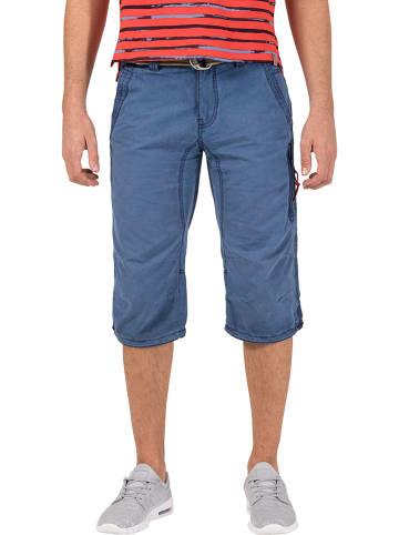 """Timezone Spodnie """"Cliff"""" w kolorze niebieskim"""
