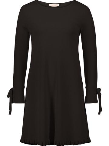 Robe Légère Sukienka dresowa w kolorze czarnym