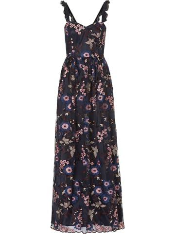 VM by Vera Mont Sukienka w kolorze czarnym ze wzorem