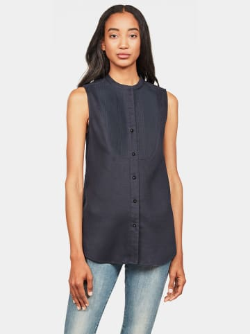 G-Star Blouse donkerblauw