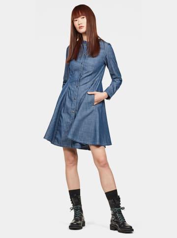 G-Star Spijkerjurk blauw