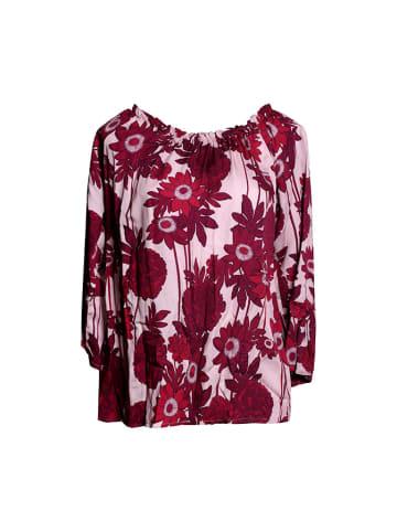 Tova Bluzka w kolorze różowym ze wzorem