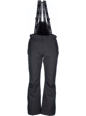 CMP Spodnie narciarskie w kolorze ciemnoszarym