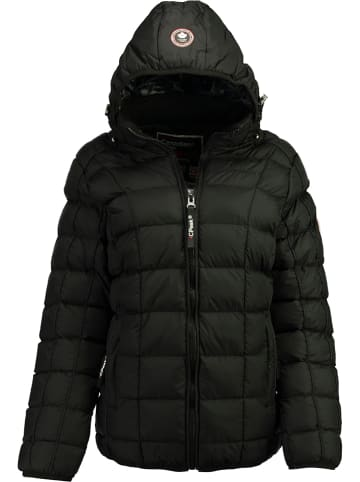 "Canadian Peak Winterjacke ""Bambolineak Short"" in Schwarz"