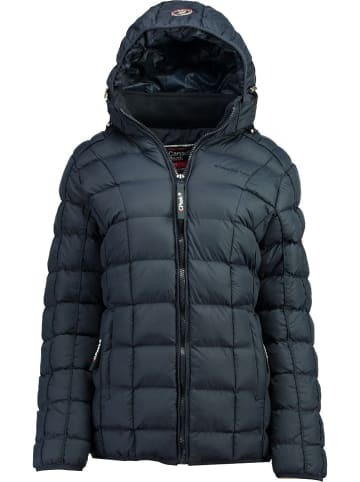 "Canadian Peak Winterjacke ""Bambolineak Short"" in Dunkelblau"