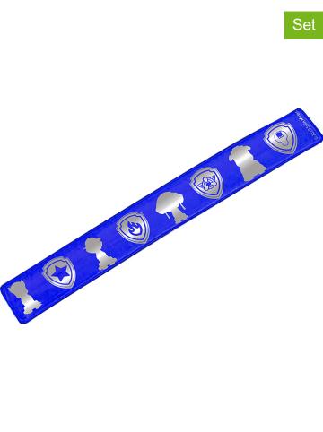 Paw Patrol Odblaskowe bransoletki (2 szt.) - 3+